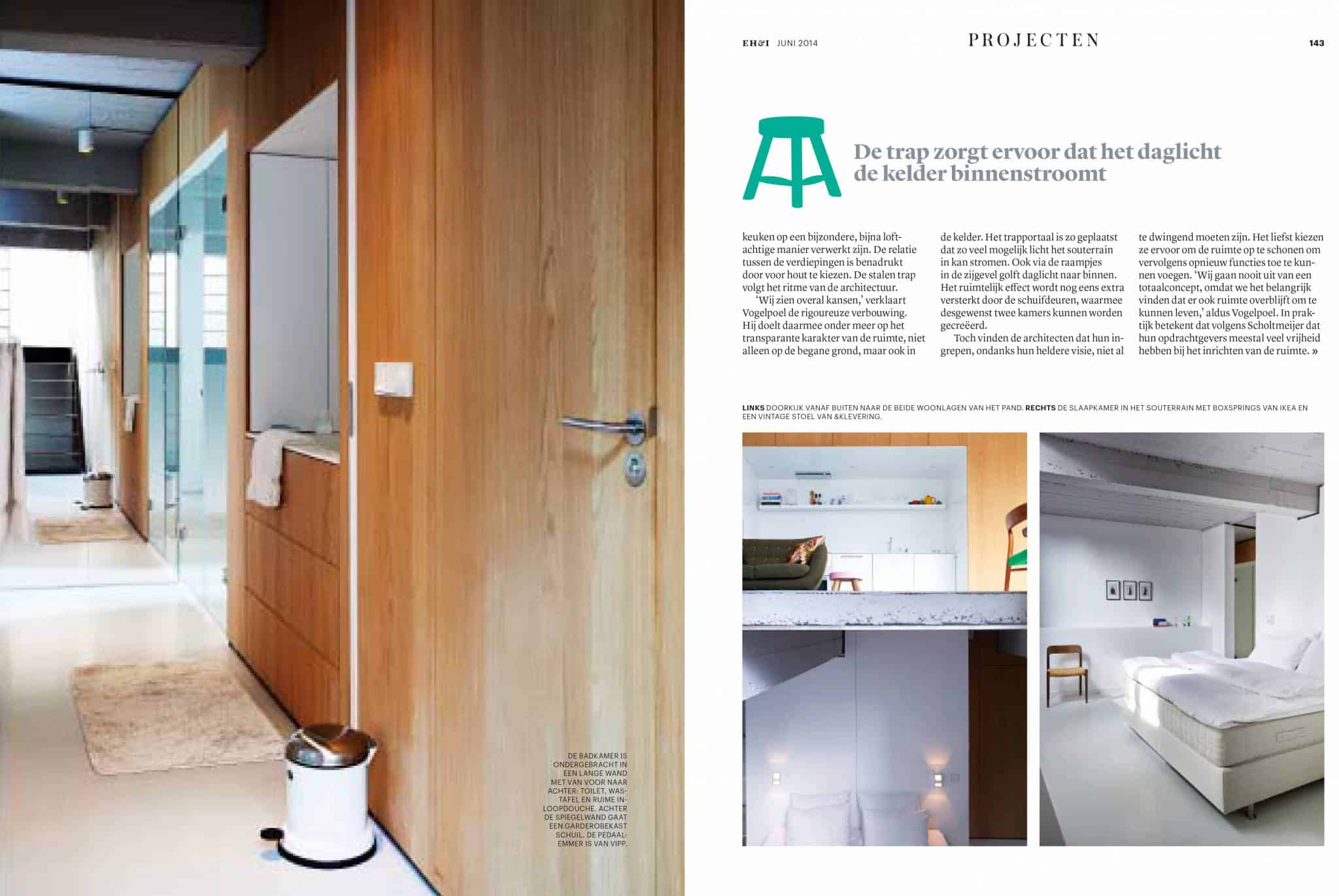 Daglicht Je Keuken : Projecten vens architecten 5 bas vogelpoel architecten